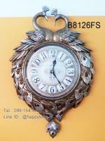 นาฬิกาแขวนผนังสวยคลาสสิค รุ่นหงส์คู่