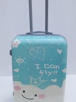 กระเป๋าเดินทาง ล้อลาก 4ล้อ หมุนได้ 360องศา ขนาด 20นิ้ว