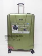กระเป๋าเดินทางแบรนด์เนม Ricardo ของแท้ รุ่น Huntington ขนาด 30 นิ้ว