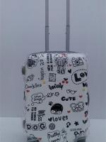 กระเป๋าเดินทาง ขนาด 20 นิ้ว ลายLOVE