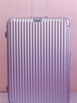 กระเป๋าเดินทาง ล้อลาก ขอบอลูมิเนียม ขนาด 29 นิ้ว NEW DESIGN FROM JAPAN