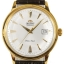 Orient Automatic White Dial Gold Tone Leather Strap FER24003W thumbnail 2