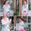 Lady Ribbon's Made Lady Sweet Pastel Mini Dress thumbnail 3