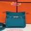 HERMES JYSPSIERE 28 SHOULDER BAG สีฟ้า thumbnail 1