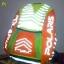 **สินค้าพรีออเดอร์**กระเป๋าเป้สะพายหลังสะท้อนแสง Polalis thumbnail 2