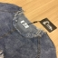 Cliona made' Denim Sweat Heart Luxury Dress thumbnail 7