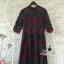 Korea Design By Lavida luxury lace hi-end women dress thumbnail 7