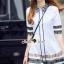 Seoul Secret Say's... Bohe Color Shirt Dress thumbnail 1