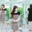 ชุดเดรส-ไซส์เล็ก-ไซส์ใหญ่ เดรสผ้า Hana สีดำ ผ้าเนื้อดี ผ้าหนาระดับ 3 มีความยืดหยุ่น ปูทับด้วยผ้าลูกไม้ญี่ปุ่น thumbnail 2