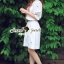 Seoul Secret Say's... Bohe Ladiest Smocking Color Dress thumbnail 2