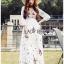 Lady Ribbon's Made Lady Florence Boho Chic Floral Printed Maxi Dress thumbnail 2