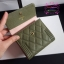 Chanel boy wallet สีเขียว งานHiend Original thumbnail 7