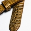 Brown Genuine Leather Back Lizard Leather Watch Strap Pam Buckle 24/20 mm สำเนา thumbnail 5