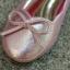 รองเท้าคัทชูสีชมพู
