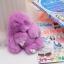 พวงกุญแจห้อยกระเป๋า ตุ๊กตากระต่ายหูยาว น่ารักๆๆ ขนกระต่ายแท้ นุ่มมากๆ thumbnail 17