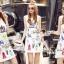 Seoul Secret Say's... Chill Lollita Stickly Dress thumbnail 6