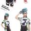 **สินค้าพรีออเดอร์**ชุดปั่นจักรยาน ผู้หญิง cat (เสื้อ+กางเกงขาสั้น) มี 3 สี thumbnail 3
