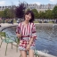 Hot korea summer mini Dress thumbnail 3