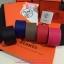 Hermes Kelly Bracelet สีชมพูบานเย็น, สีแดง, สีน้ำเงิน, สีดำ ,สีเทา thumbnail 10