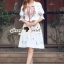 Seoul Secret Say's... Bohe Ladiest Smocking Color Dress thumbnail 5