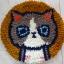พรมแฟนซี ลาย Lovely cat thumbnail 10