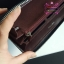 Chanel wallet chevron สีดำ งานHiend Original thumbnail 9