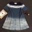 Korea Design By Lavida fashionable loose fitting casual denim dress thumbnail 5