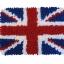 พรมเช็ดเท้า แฟนซี ลาย ธงอังกฤษ L thumbnail 1