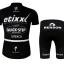 พร้อมส่ง >> ชุดปั่นจักรยาน New 2016 รุ่นใหม่ล่าสุด ETIXX ชุดโปรทีมจักรยาน สีดำ thumbnail 2