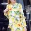 Seoul Secret Say's... Lemonnade Handmake Sequin Dress thumbnail 4