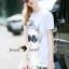Seoul Secret Say's...Chic Chill Glasses Sequinny Skinny Pants Set thumbnail 3