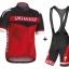 **สินค้าพรีออเดอร์**ชุดปั่นจักรยาน ชุดทีมโปรแข่ง เสื้อ+กางเกงปั่นจักรยาน มี 5 สี ตามภาพ สวย แนะนำคะ thumbnail 6