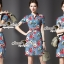 Seoul Secret Say's... Bloomy Nifty Dress thumbnail 5
