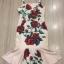 Cliona made' DG Roses Prininting Dress thumbnail 3