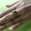 แหวนถมทอง ลายสุโขทัย หน้าสี่เหลี่ยม thumbnail 8