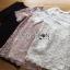 Lady Ribbon's Made Lady Delphina Classic Minimal Guipure Lace Dress สีดำ thumbnail 5