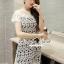 Seoul Secret Say's... Girly See-Through Netty Princess Lace Dress thumbnail 2