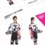 **สินค้าพรีออเดอร์**ชุดปั่นจักรยาน ผู้หญิง cat (เสื้อ+กางเกงขาสั้น) มี 3 สี thumbnail 5