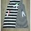 Sweet Bunny Present... Stripe Zip Dress thumbnail 6