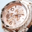 นาฬิกา NIXON Men Chronograph Chronograph Rose Gold Dails Watch A083897 48-20 thumbnail 2