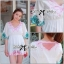 Lady Ribbon's Made Lady Sweet Pastel Mini Dress thumbnail 2