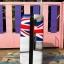 กระเป๋าเดินทางลายธงชาติอังกฤษ และหอนาฬิกา ขนาด 28 นิ้ว thumbnail 3