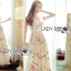 Lady Ribbon's Made Lady Alexandria Little Princess Silk and Embroidered Tulle Dress thumbnail 9