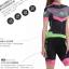 **สินค้าพรีออเดอร์**ชุดปั่นจักรยาน LIFETONE ผู้หญิงลายสวย (เสื้อ+กางเกงขาสั้น) thumbnail 5