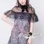 Seoul Secret Say's... Nista Party Flora Stickly Lace Dress thumbnail 9