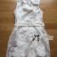 Lady Ribbon's Made Lady Natasha Sophisticated Sleeveless Lace Trench Shirt Dress thumbnail 5
