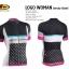 เสื้อจักรยานสำหรับสุภาพสตรี ลาย LOGO WOMAN thumbnail 1
