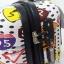 กระเป๋าเดินทาง Hipolo แท้ ขนาด 20 นิ้ว ลายสัญญาณจราจร thumbnail 3