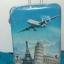 กระเป๋าเดินทาง PC ไซส์ 28 นิ้ว ลายเครื่องบิน thumbnail 1