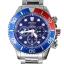 นาฬิกา Seiko Men Chronograph Solar System Diver 200m seiko ssc019P สาย Stainless Pepsi thumbnail 2